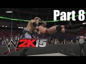 WWE 2K15 2K Showcase One More Match Part 8 (Xbox One/PS4)