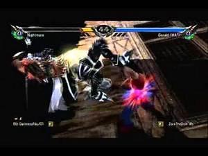 Soul Calibur V : Custom Character - Gerald Johanssen (Hey Arnold!)