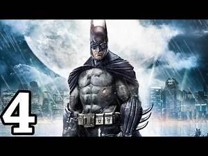 Let's Play Batman Arkham Asylum Part 4: What Are You Afraid Of?