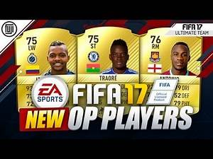 FIFA 17 NEW OVERPOWERED PLAYERS!? - FIFA 17 Ultimate Team
