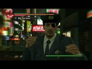 Yakuza Kiwami - Officer Majima ( SSS RANK) - No Damage, No Tiger Drop, Equipment, weapons (Hard)
