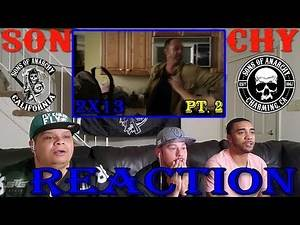 """SONS OF ANARCHY SEASON 2 EPISODE 13 REACTION """"NA TRIOBLIDI"""" PT 2"""