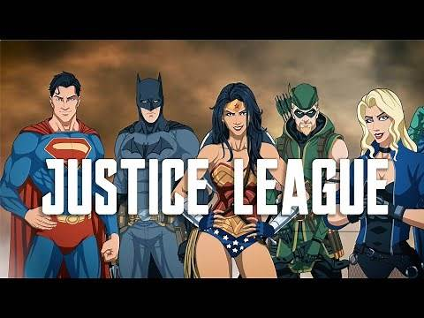 Earth-27 Justice League