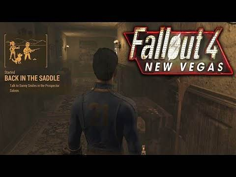 Fallout 4: New Vegas' Latest Gameplay Is Straight Up MIND BOGGLING!
