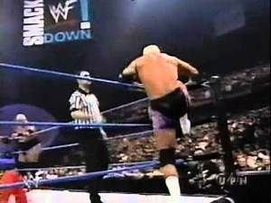 Too Cool vs. Al Snow & Hollys. SmackDown! 01/13/2000