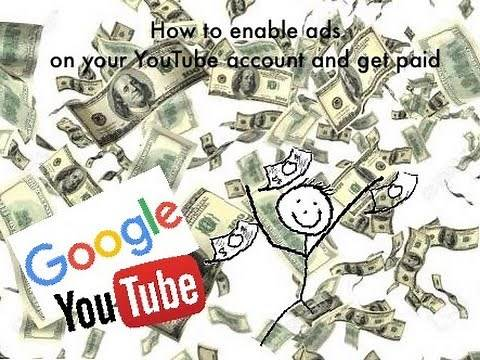How To Get Ads On Your Youtube And Get Paid |Part 1| (Setting up Adsense)