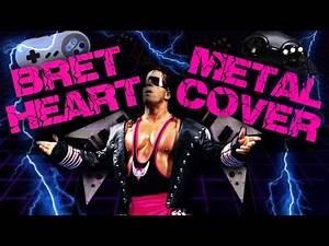 Bret Hart Theme - Metal Cover - WWE WWF - Retro Shred