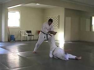 Andy Dickinson's best martial arts moves (Daito Ryu)