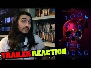 Too Old To Die Young (Nicholas WInding Refn) Teaser Trailer REACTION and REVIEW
