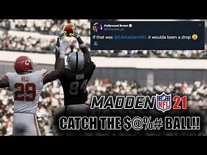 My BIGGEST Gameplay Request For Madden 21
