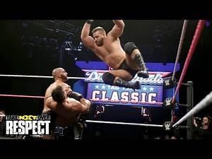 Finn Bálor & Samoa Joe vs. Dash & Dawson – Dusty Rhodes Classic Halbfinale: NXT TakeOver: Respect