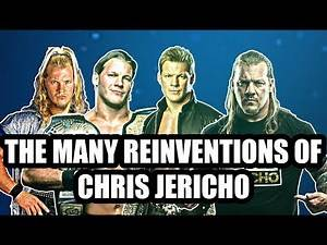 The Many Reinventions of Chris Jericho (1990-2019)