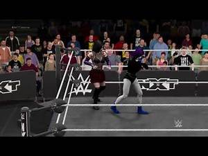 WWE 2K17 Raven vs. Cassie Hack - Requested Submission Match
