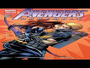 [MARVEL] Avengers: Assemble Motion Comic 5 - The Guardians of the Galaxy by Brian Bendis HD