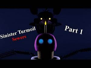 Sinister Turmoil: Sewers | The Hamster Ratted Me Out! [Part 1]
