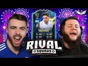 TOTS VALVERDE RIVAL SQUADS with @KIRBZ FIFA 21 ULTIMATE TEAM #FIFA21