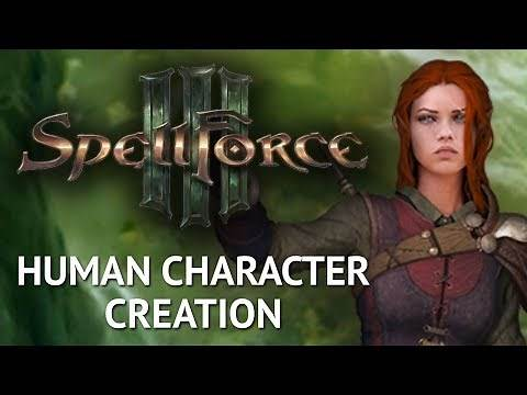 Spellforce 3 Human Character Creation: Customization, Classes & Attributes Guide