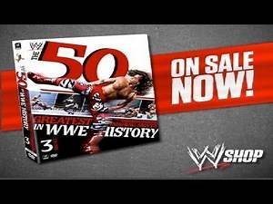 WWE The 50 Greatest Finishing Moves in WWE History DVD Review