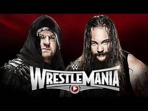 WWE WrestleMania 31 Preview: The Undertaker vs. Bray Wyatt