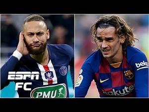 Did Barcelona make a mistake signing Antoine Griezmann over Neymar?   ESPN FC Extra Time