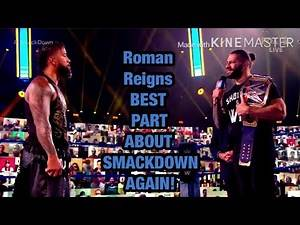 WWE Smackdown 9/11/2020 Review: Roman Reigns Teaches Jey Uso A Lesson / Pretty Yawn Show