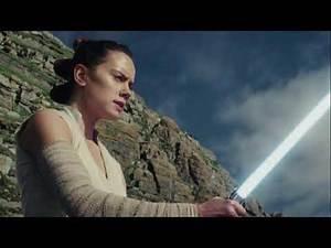 REY ALMOST KILLS FROG NUNS?! MauLer - Star Wars: The Last Jedi