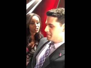 Tom Phillips and Eden Stiles get you ready for tonight's #RAW! WWE on Periscope