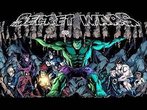 HULK Holds Up A 150 Billion Tons Mountain : The Secret Wars Incredible Feat (Revisit)