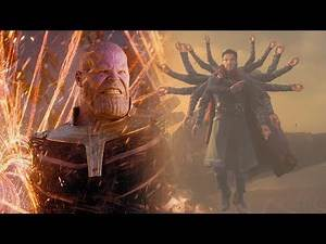 Every Comic Power Doctor Strange Has Used In The MCU