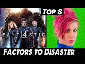 Fantastic Four's 8 Factors to Disaster. The Inside Story. ► Episode 87: The Comic Book Girl 19 Show