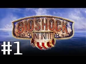 Bioshock Infinite Playthrough - Part 1 - The Coast of Maine (Hard Difficulty)