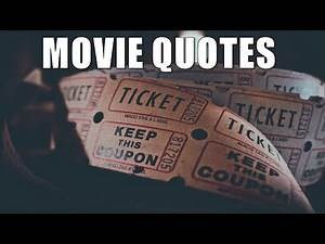 Movie Quotes Quiz- Guess The Movie Quote