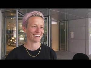 Megan Rapinoe says Olympic loss vs Sweden not on USWNT's minds