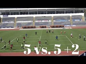 Small Sided Game: 5 vs. 5 ( 2)