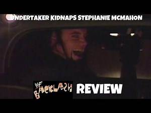 WWF Backlash 1999 Throwback Thursday PPV Review - UNDERTAKER KIDNAPS STEPHANIE MCMAHON