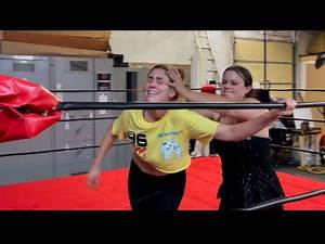 Wrestling Training With The Outliers | Episode 1 #Kayla0227
