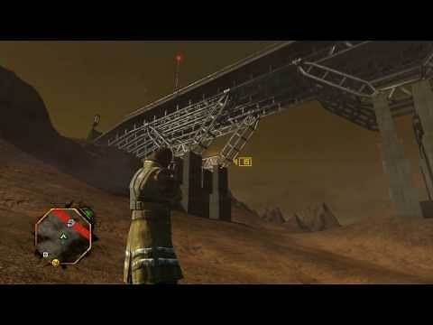 Red Faction Guerrilla: Largest Bridge Destroyed