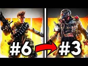 RANKING EVERY BLACK OPS 4 SPECIALIST FROM WORST TO BEST!!! (Call of Duty BO4 Beta)