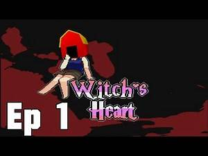 THE NEW WITCH'S HOUSE?? | Witch's Heart [P1]