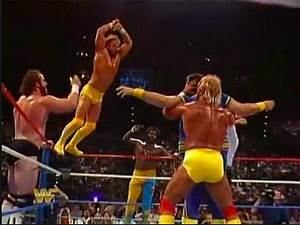 WWF Survivor Series 1988 #WWF