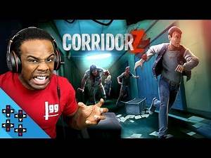 CORRIDOR Z and THE BIGGEST (Zombie-filled) HIGH SCHOOL EVER! — Jump Scares