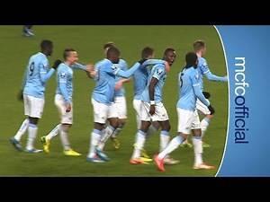 SENSATIONAL SEKO STRIKE: City EDS 6-2 Sunderland