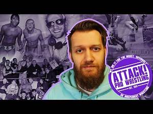 MY TOP TEN MATCHES FROM ATTACK! PRO WRESTLING