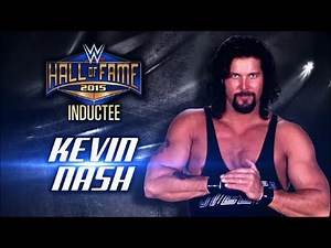 2015 WWE Hall Of Fame: 9th Inductee: Kevin Nash