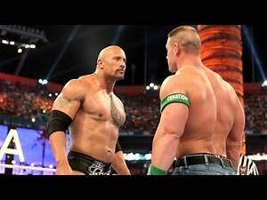 WWE 2K14:John Cena vs The Rock