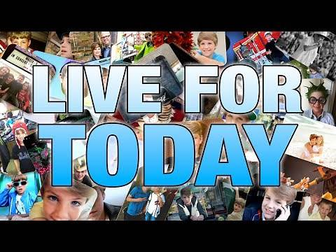 MattyBRaps - Live For Today (Official Lyric Video)