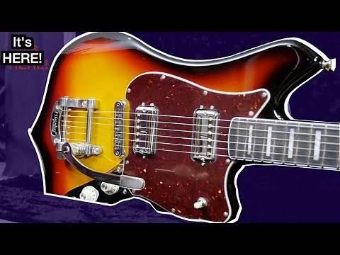 I Bought Fender's Strangest New Guitar! | 2020 Parallel Universe 2 Maverick Dorado | Review Demo