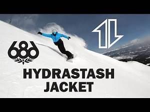 686 Hydrastash Jacket