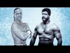 Shawn Michaels vs Eddie Guerrero Promo
