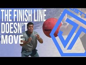 THE FINISH LINE DOESN'T MOVE | Just-Train TV